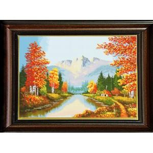 Есен в Алпите 1 : 4