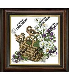 Пролетна кошница 1:4