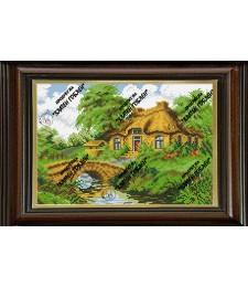 Живописна къща 1:4