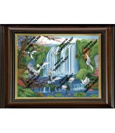 Приказния водопад 1:1