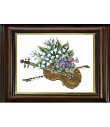 Цветна цигулка 1:4