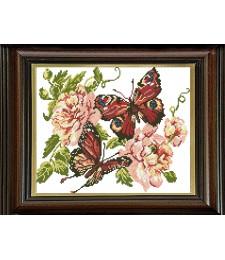 Цветни пеперуди 1:1