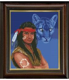 Индианският вожд 1:1