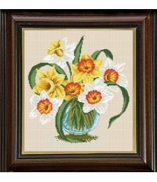 Пролетен букет 1:1