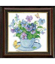 Сутрешни цветя 1:1