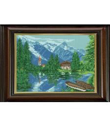 Алпийско езеро 1:1