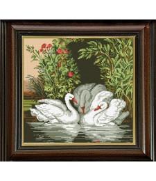 Трите лебеда 1:1