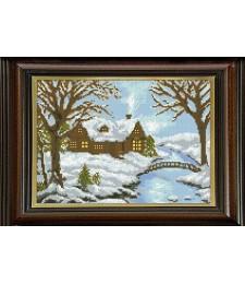 Зимно село 1:1