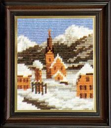 Зима в планината 1:4