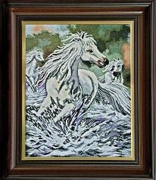 Дивите коне 1:1