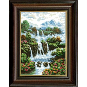 Райски водопад 1:1