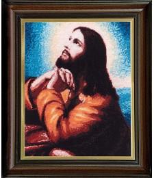 Молещият се Христос