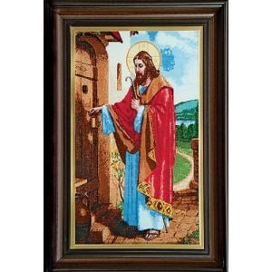 Иисус чука на вратата