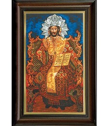 Христос на трона