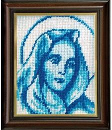 Малка синя Мадона