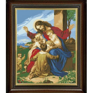 Иисус с децата